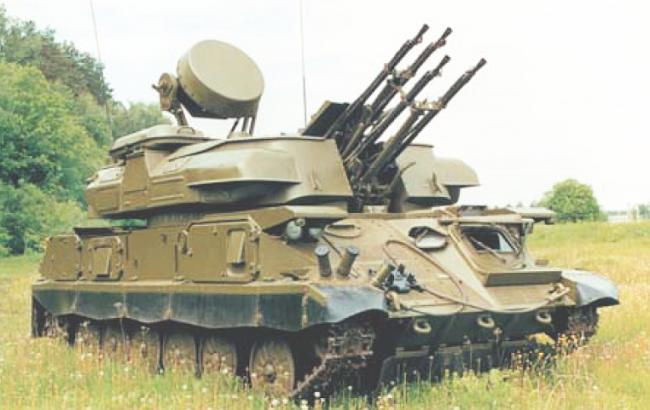 Минобороны заказало ремонт военной техники на 96 млн грн