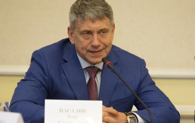 Україна поновить постачання електроенергії в ОРЛО після погашення боргу, - Насалик