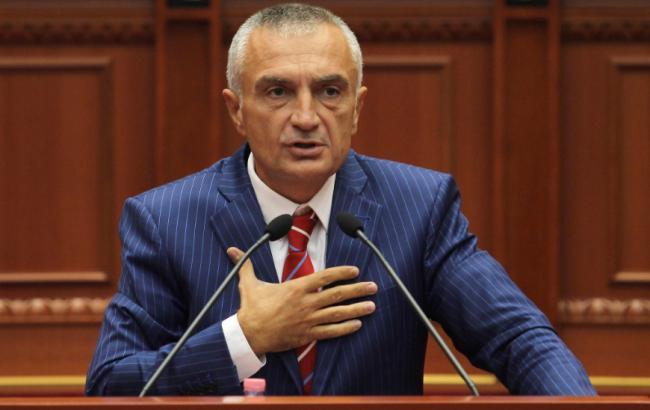 Парламент Албании избрал президентом страны Илира Мету