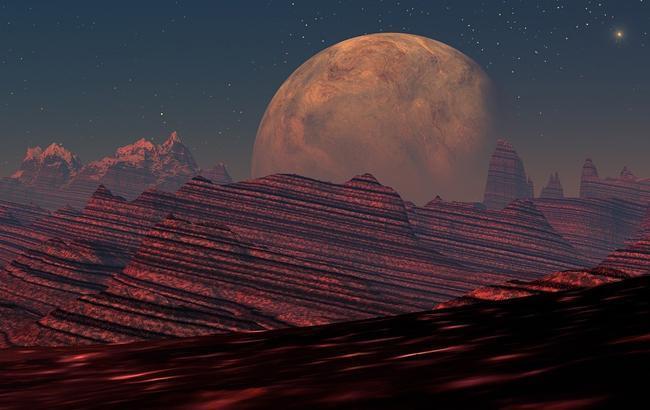 Фото: Изображение Марса (pixabay.com/Nudelsuppe)