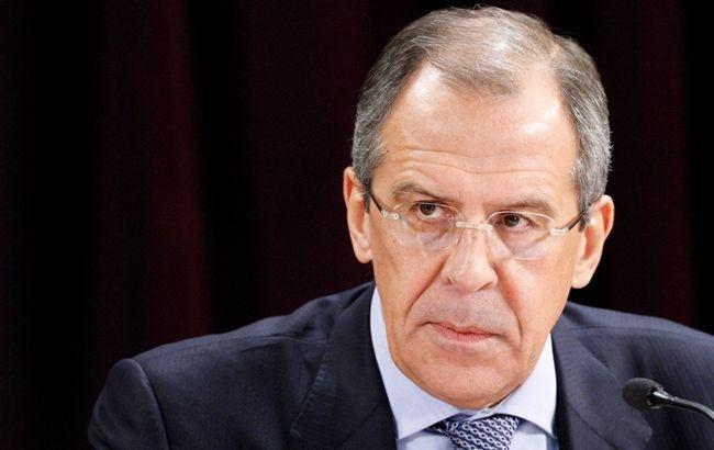 Лавров заявив про перенесення мінських угод на 2016 рік