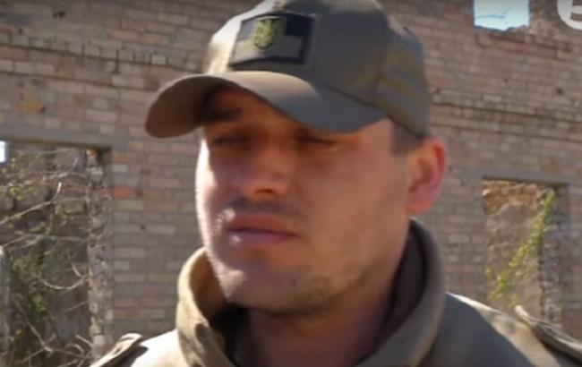 Герой України врятував 106 осіб під Дебальцевим