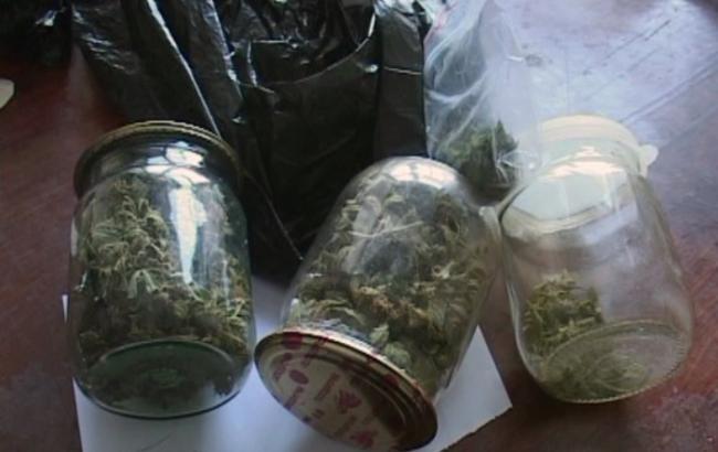Фото: нарколабораторія в Одесі