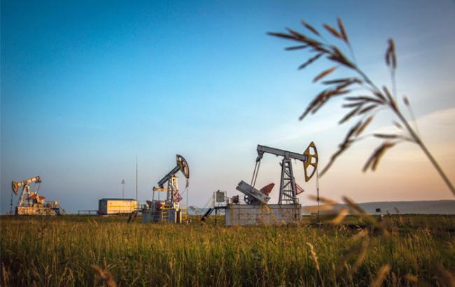 Ціна нафти Brent опустилася нижче 49 доларів за барель