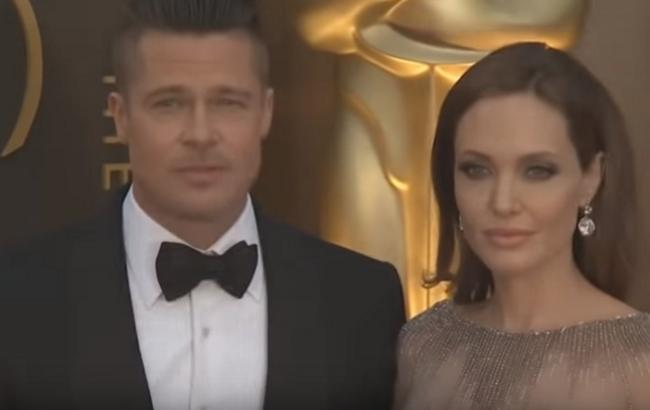 Анджеліна Джолі і Бред Пітт можуть скасувати розлучення