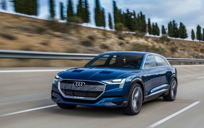 Audi анонсувала вихід конкурента Tesla Model 3