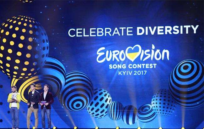 Озвучено кількість туристів, які відвідали Київ на Євробаченні 2017