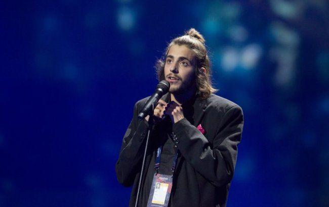 Фото: переможець Євробачення 2017 (УНІАН)