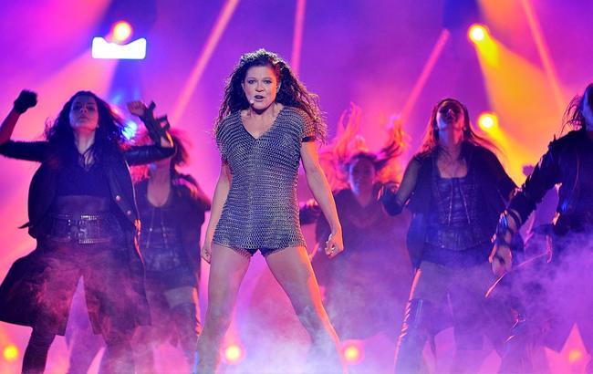 З'явилось повне відео виступу Руслани із новою піснею на Євробаченні 2017