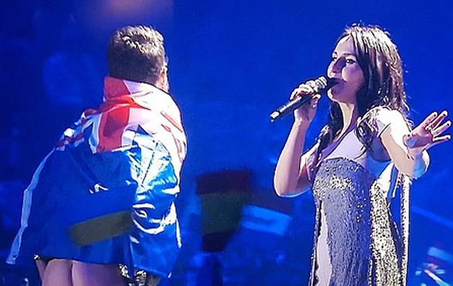 Австралия отреагировала на оскорбительную выходку украинского пранкера на Евровидении
