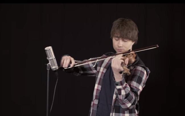 Олександр Рибак (Кадр з відео/youtube.com/AlexanderRybakVideo)