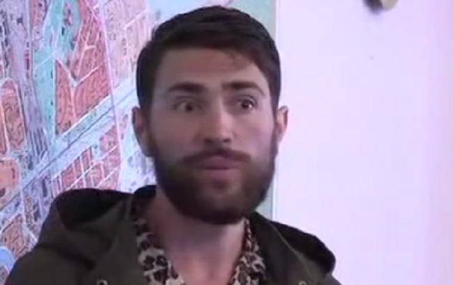 Віталій Седюк (Кадр з відео/espreso.tv)