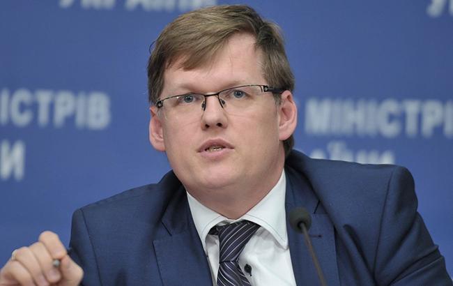 """Миссия МВФ намерена обсудить с Украиной """"глобальные темы"""", - Розенко"""
