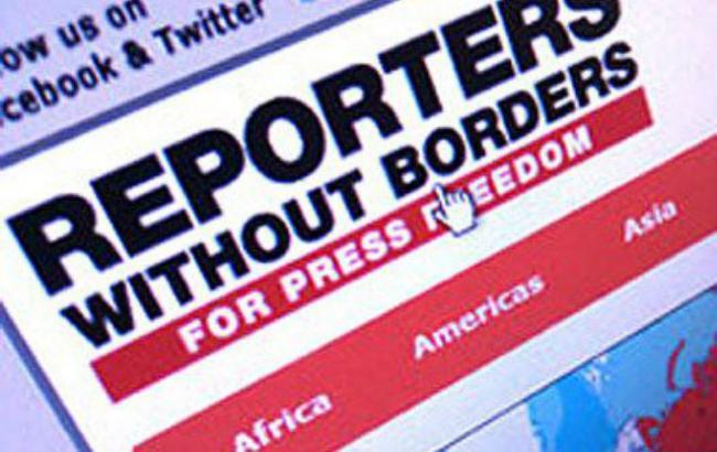 «Репортеры без границ» выступили в защиту белорусских пропагандистов