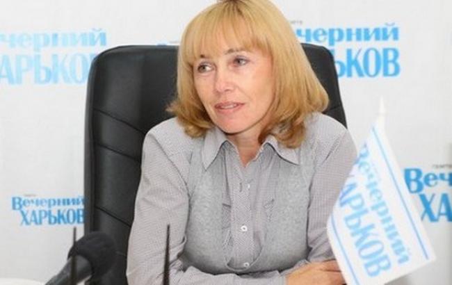 Фото: заступник міського голови Харкова Тетяна Овіннікова
