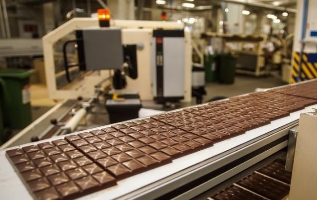 Фото: Україна застосовує антидемпінгове мито на шоколад з Росії