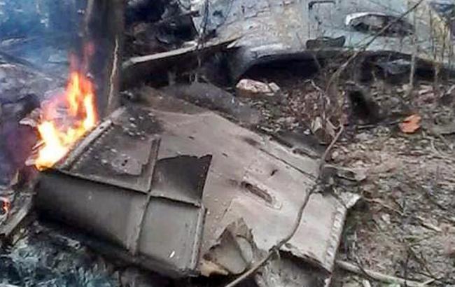 В Алжирі розбився вертоліт ВМС