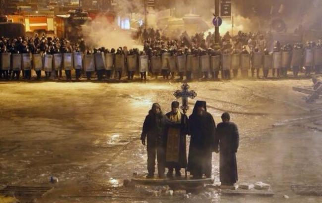 Image result for битва на майдане фото