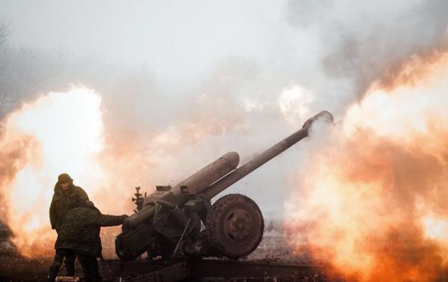 Фото: війна на Донбасі