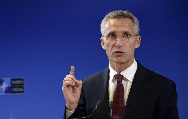 НАТО буде продовжувати близьке співробітництво з Україною, - Столтенберг
