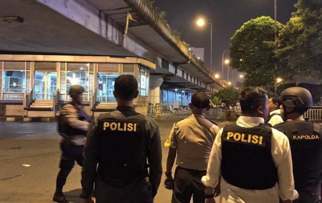 ІД взяла на себе відповідальність за вибух в Індонезії