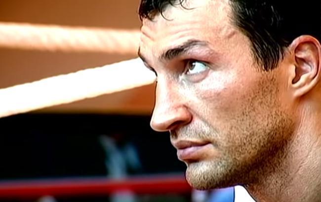 Володимир Кличко (Скріншот з відео/youtube.com/Телеканал Інтер (Inter TV channel)