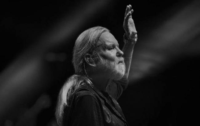 ВСША скончался один из основоположников группы The Allman Brothers Band
