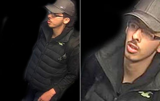 Опубликованы фотографии смертника, устроившего теракт в Манчестере