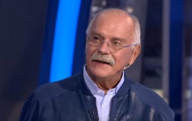 Режиссер Никита Михалков сравнил Украину с фашистской Германией