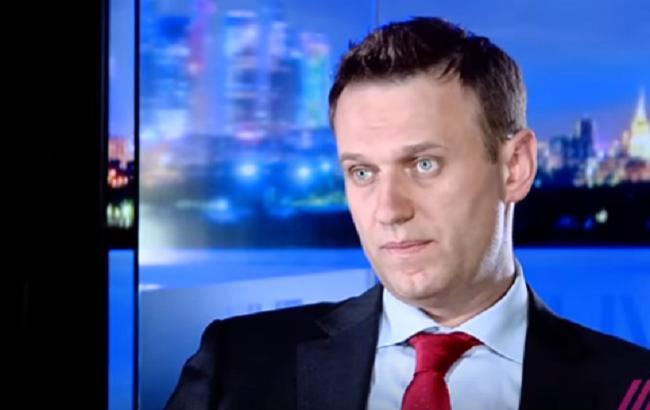 Алексей Навальный (Кадр из видео youtube.com/Телеканал Дождь)