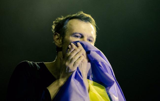 """У мережі показали, як """"небо заплакало від почуттів"""" на концерті """"Океану Ельзи"""" на Донбасі"""