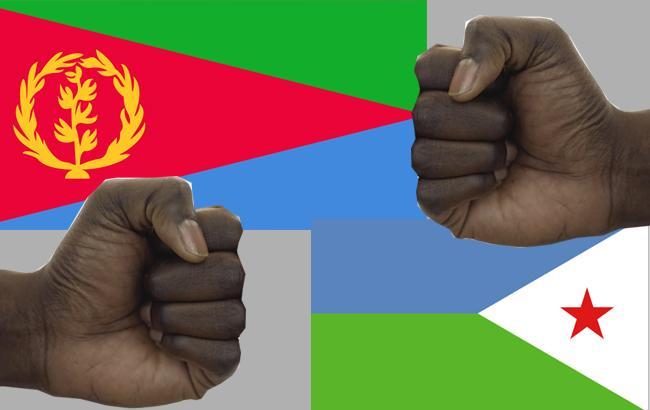 Джибути обвинило Эритрею в оккупации части своей территории