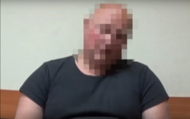 """Фото: администратор сепаратистской группы во """"ВКонтакте"""" (ssu.gov.ua)"""