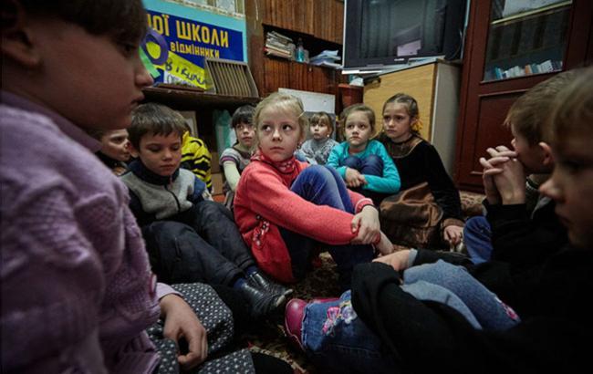 Почти 750 тысяч детей на Донбассе могут остаться без питьевой воды, - ЮНИСЕФ