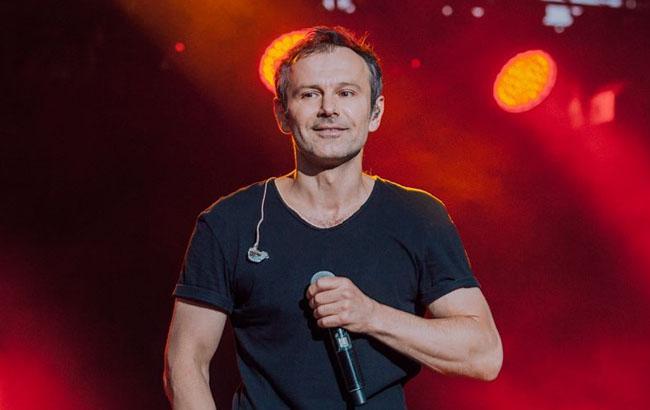 Вакарчук розкрив інтригу про спалені джинси на концерті в Івано-Франківську