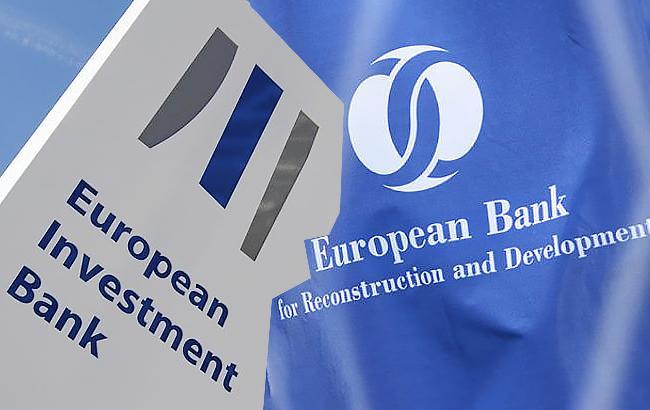 Фото: ЄБРР і ЄІБ вкладуть у річку Дніпро 50 млн євро (колаж РБК-Україна)