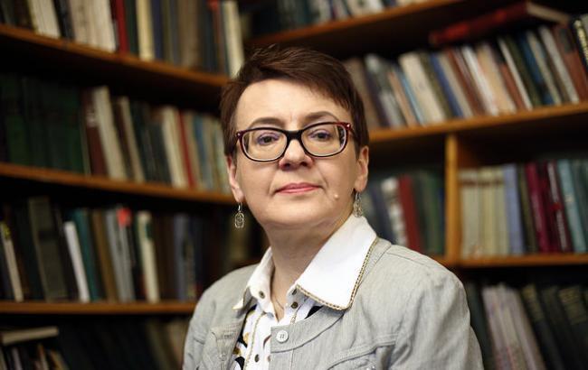 Фото: Оксана Забужко (РБК-Україна)
