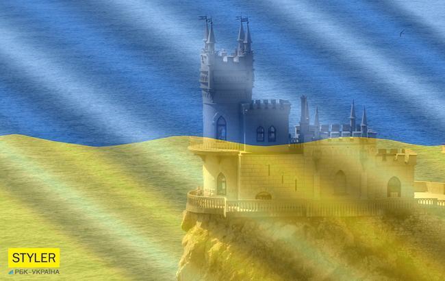 Фото: Крым (Коллаж РБК-Украина)