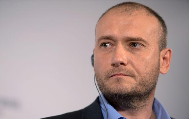 """Ярош сложил полномочия лидера """"Правого сектора"""""""