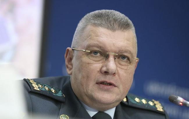 Фото: глава Госпогранслужбы Виктор Назаренко (УНИАН)