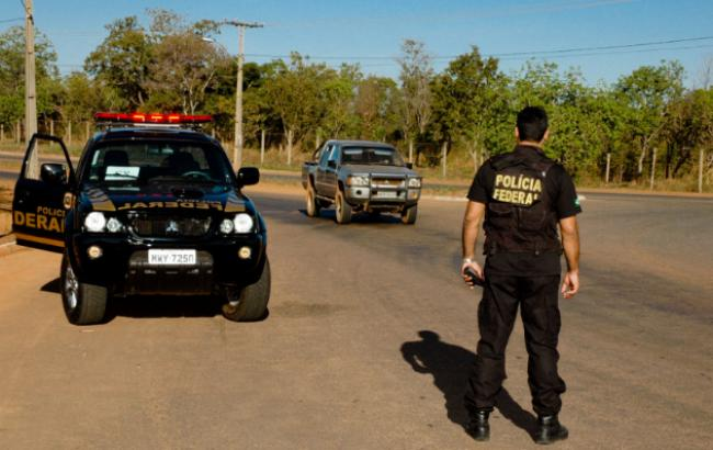 Фото: поліція Бразилії (pf.gov.br)