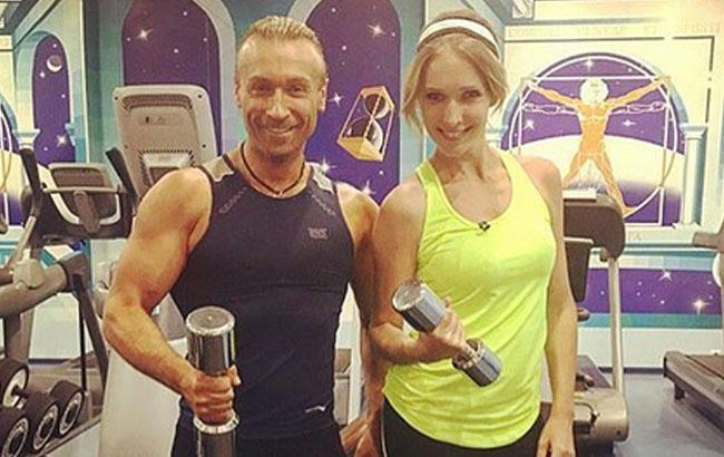 Фото: Олег Вінник та Катя Осадча (instagram.com/kosadcha)