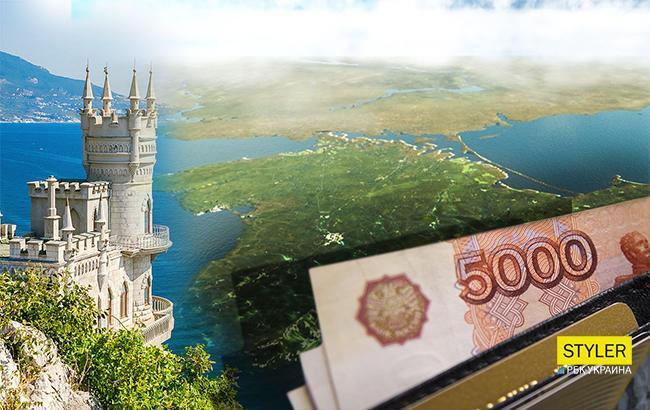Фото: Ціни на відпочинок в Криму (Колаж РБК-Україна)