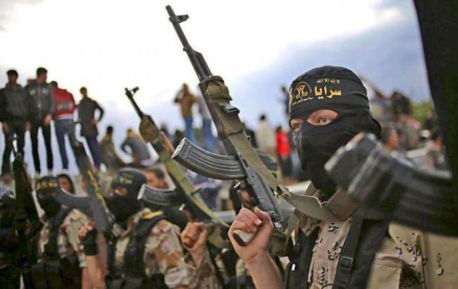 """Фото: бойовики """"Ісламського держави"""""""