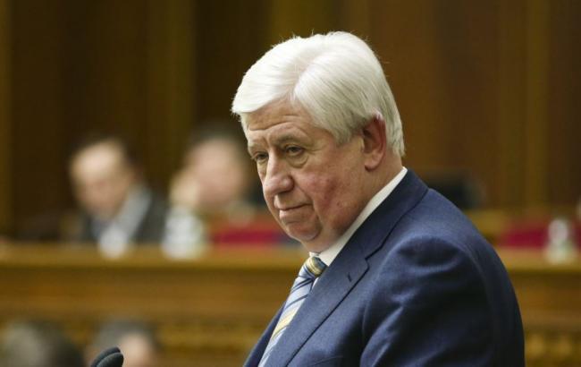 Перший заступник голови СБУ подав у відставку через Шокіна