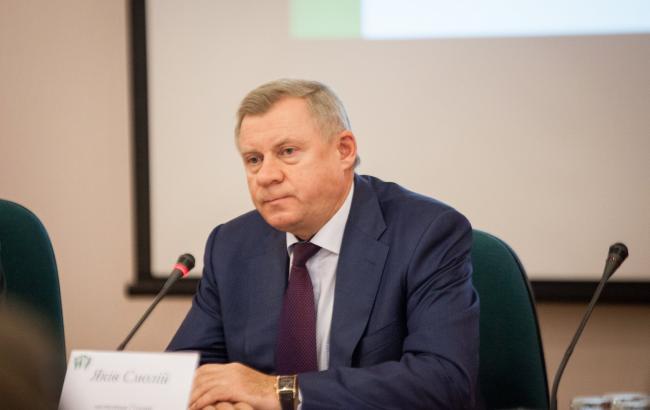 Фото: от кибератаки пострадала треть банков Украины (НБУ)