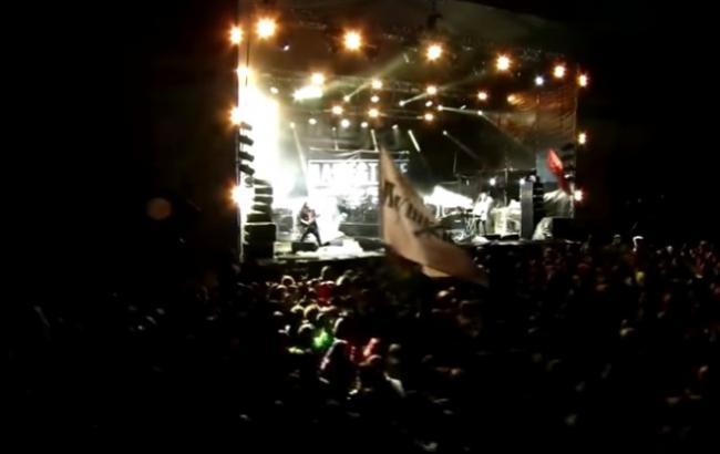 Скриншот с видео YouTube