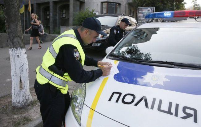 Фото: сотрудник полиции (УНИАН)