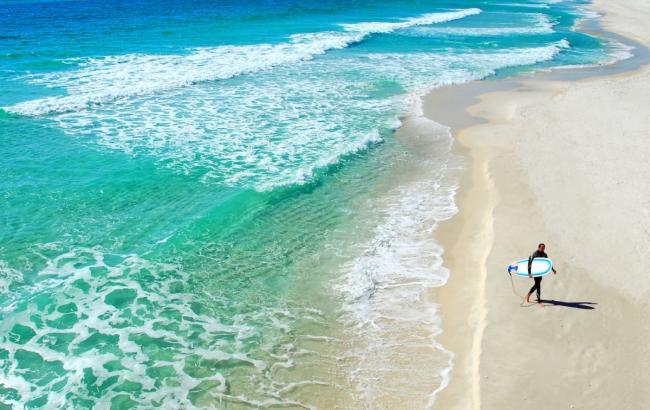 Американские эксперты назвали лучшие пляжи мира