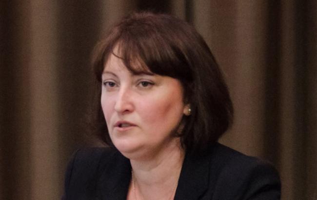 Глава НАЗК Корчак Наталія продовжує бачити в критиці її роботи політичну заангажованість (фото - facebook.com_NAZKgov)